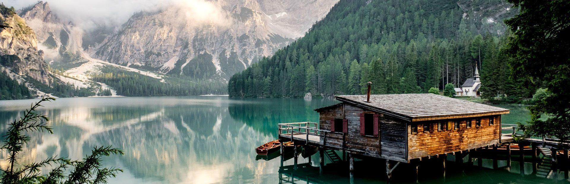 Amerika Reisen mit erlebe Berge und Seen