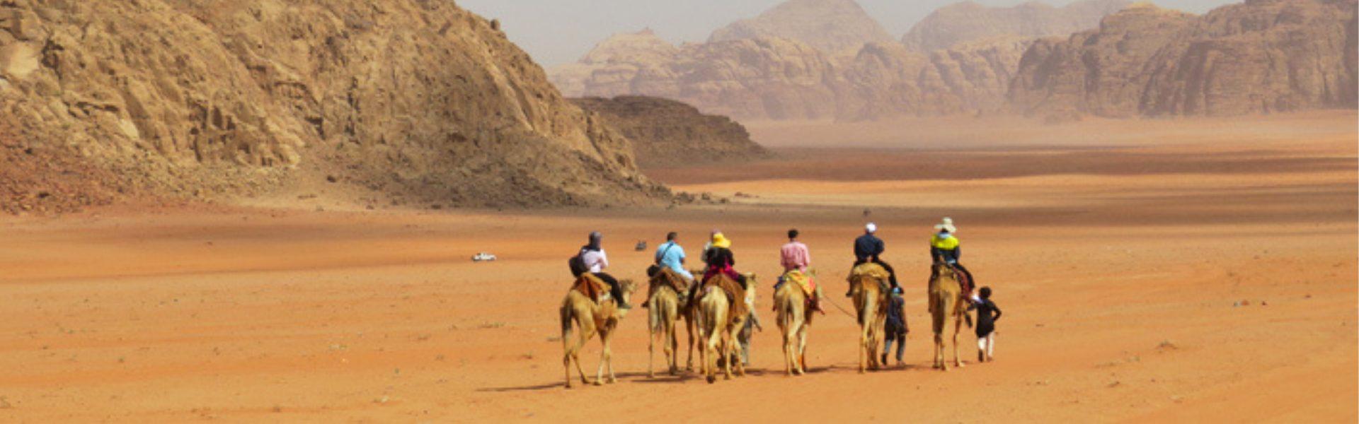 5 Gründe für Jordanien