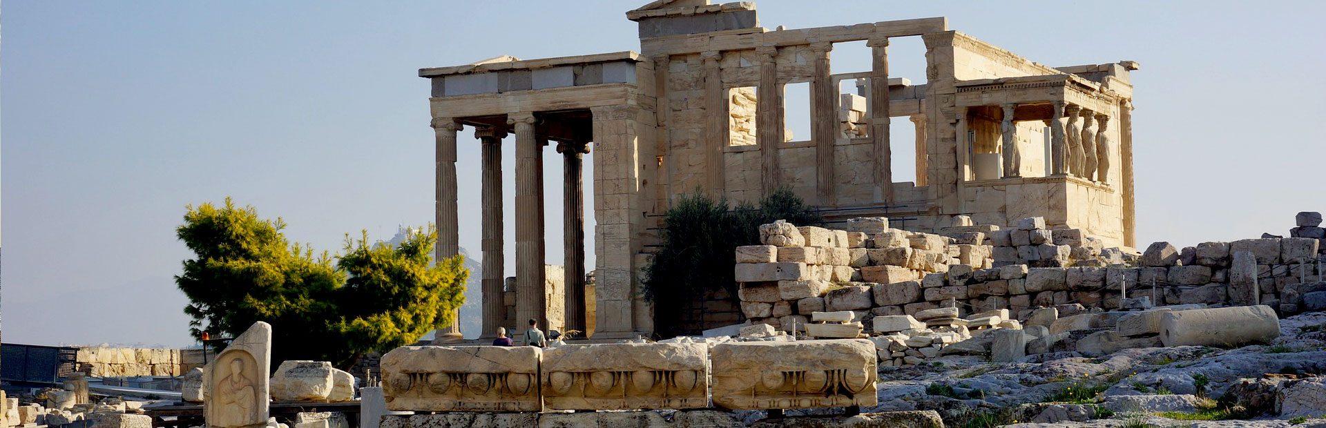 Festland und Peloponnes Urlaub in Griechenland
