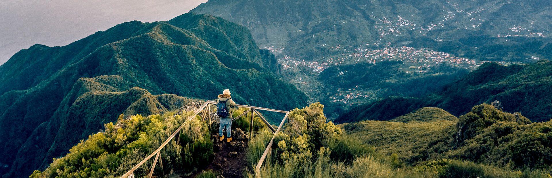Madeira Urlaub mit Wanderungen auf der Blumeninsel