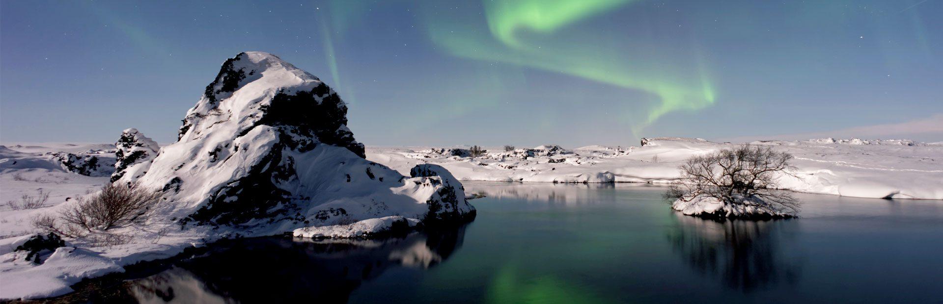 Nordlichter bei Lappland Reisen mit erlebe