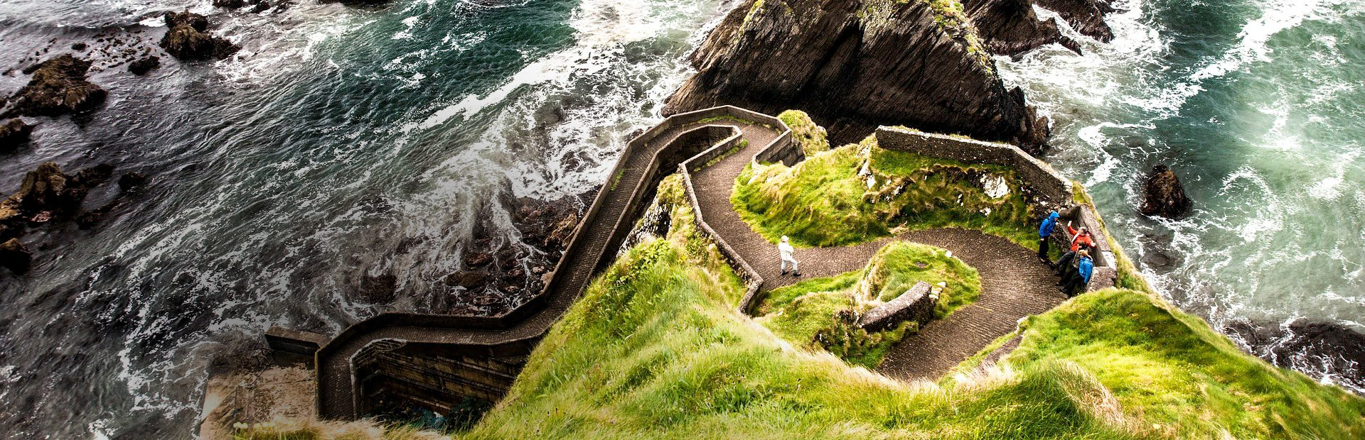 Natur-Schauspiel bei Irland Reisen mit erlebe Irland