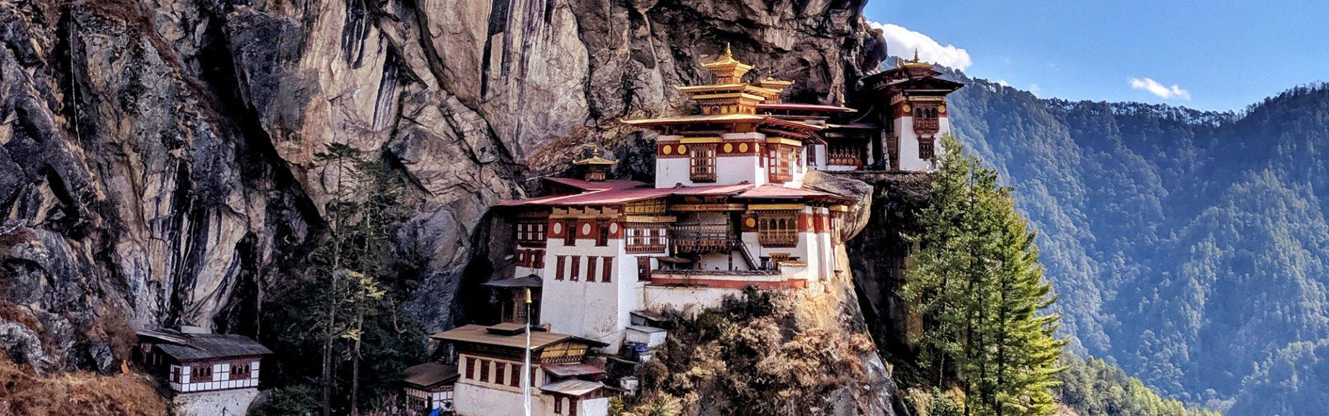 Kultur und Natur bei Bhutan Reisen mit erlebe