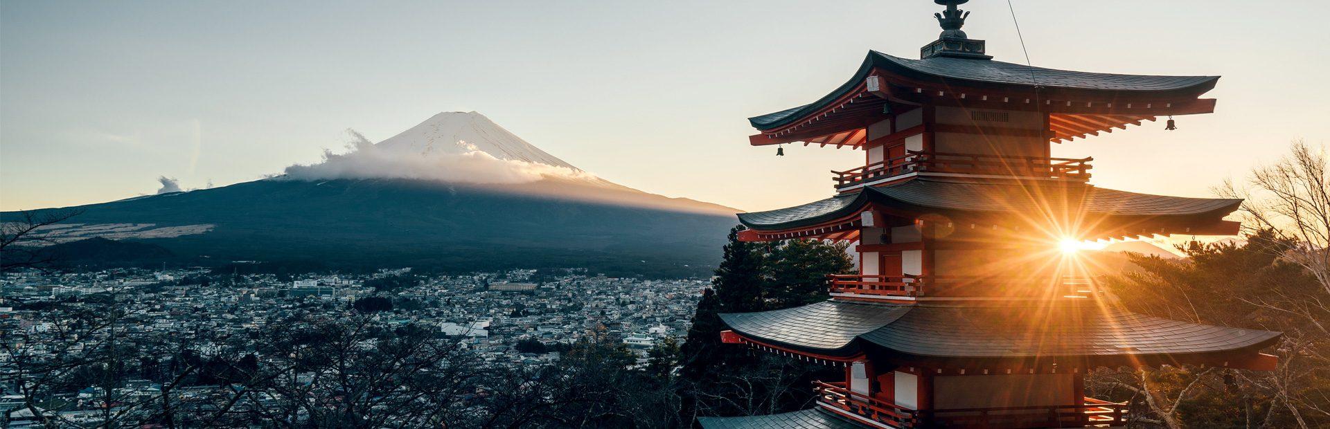 Japan Reisen mit erlebe Reisespezialisten in Deutschland buchen