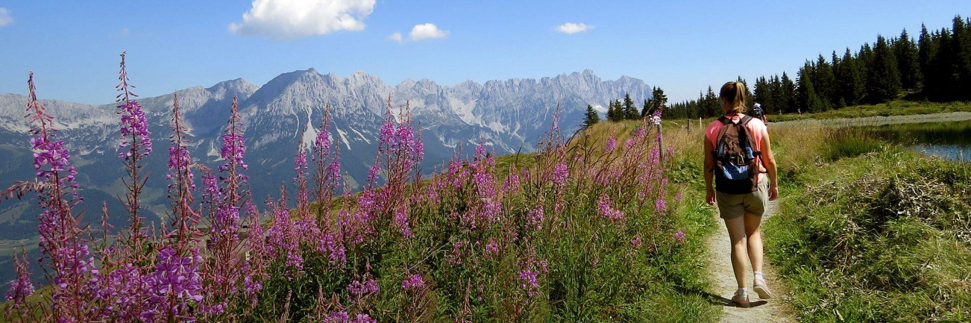 Wandern in Österreich mit erlebe-aktiv